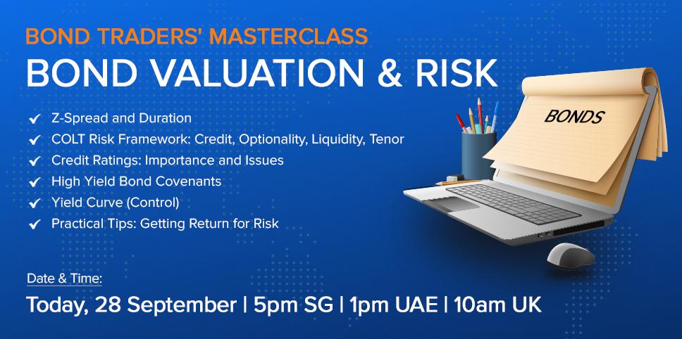 Bond Valuation & Risk