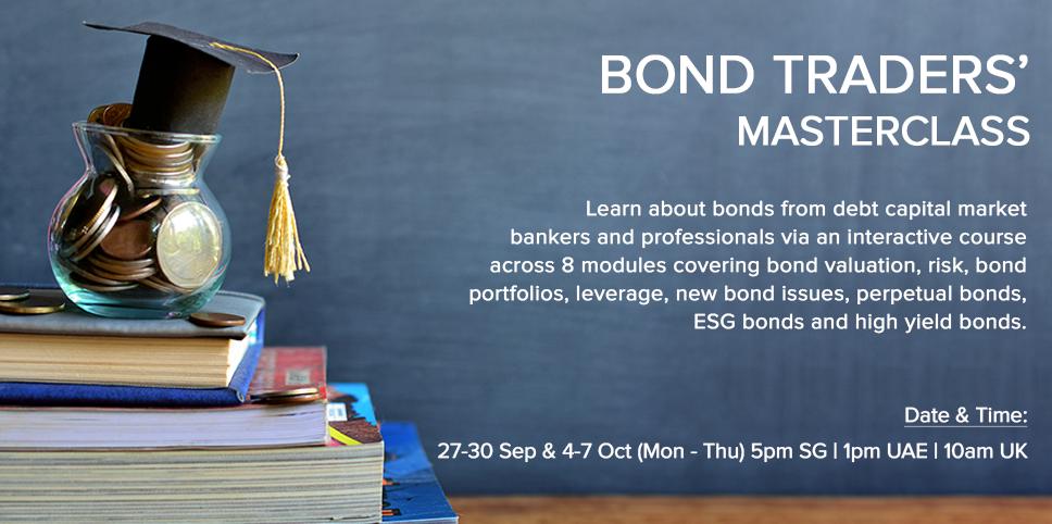 Bond Traders' Masterclass