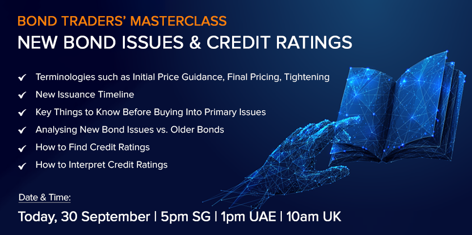 New Bond Issues & Credit Ratings
