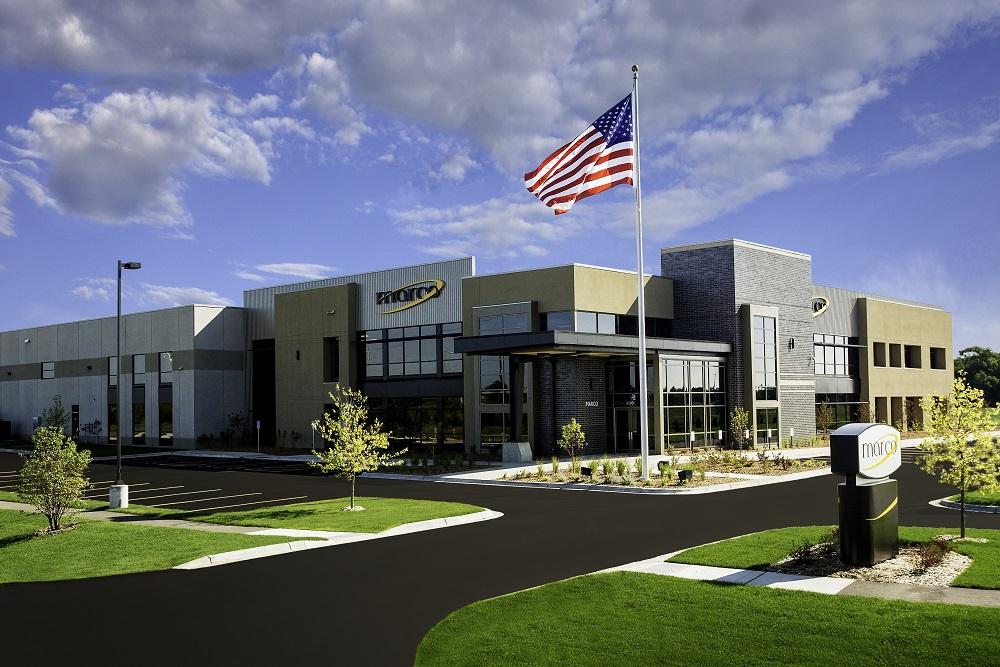 Marco headquarters in St. Cloud, Minnesota