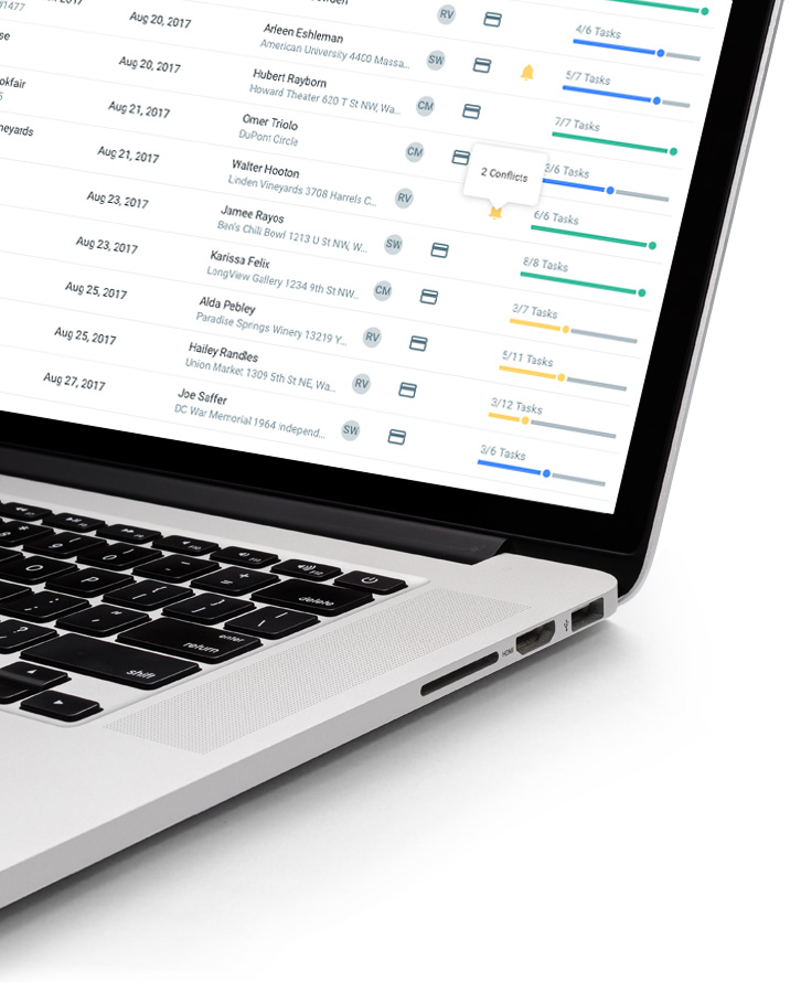 Goodshuffle Pro. RMS. Party Rentals Software.https://pro.goodshuffle.com/