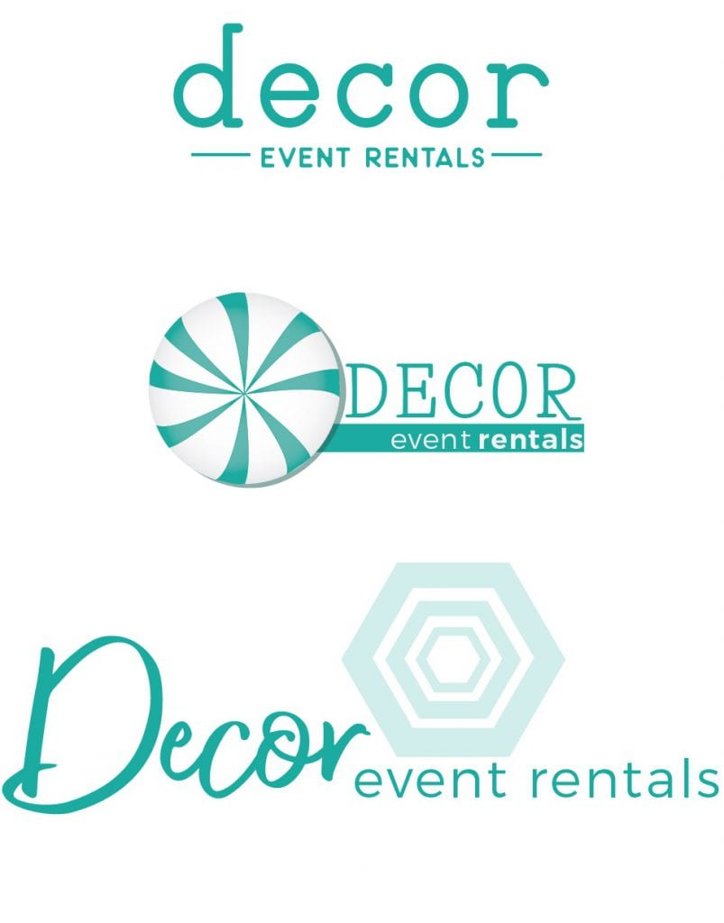 Event Rental Company logos. Small Business Logos. Party Rental Management Software. Goodshuffle Pro