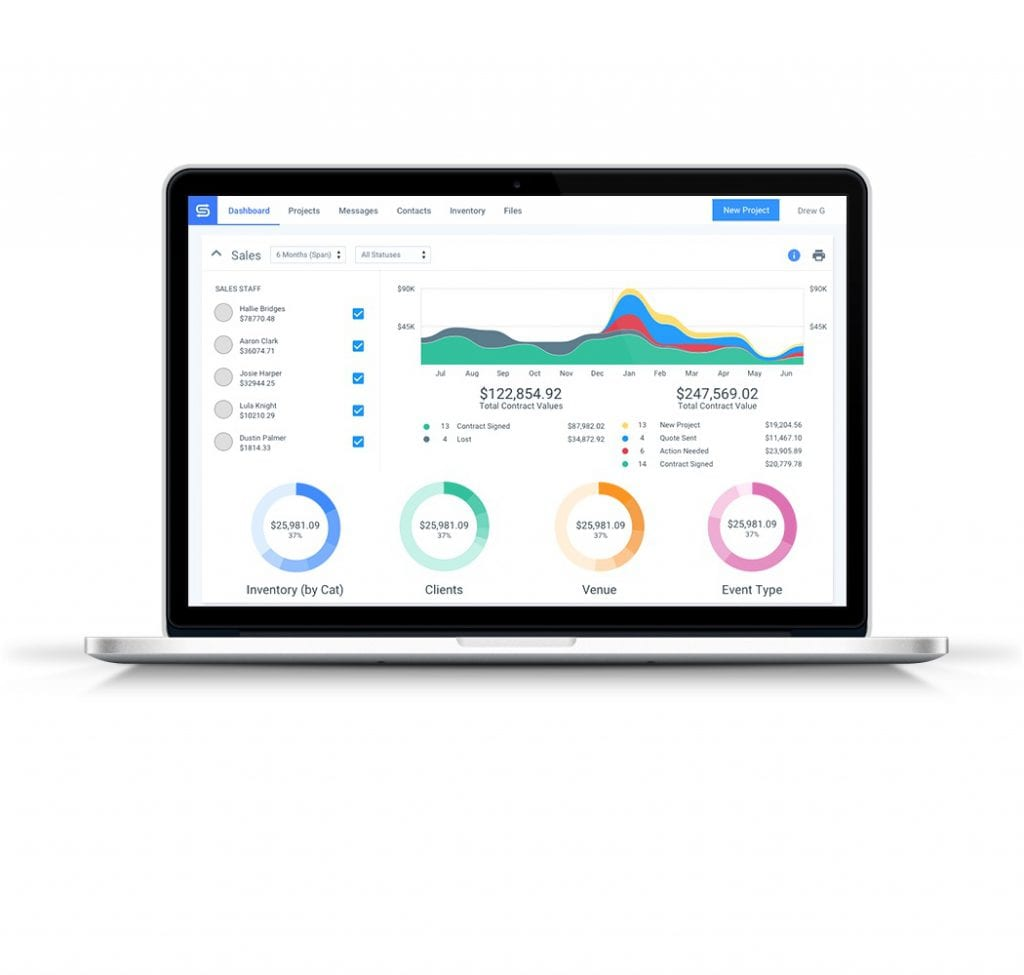 Goodshuffle Pro. Automation. Streamlined Data. Inventory Management.