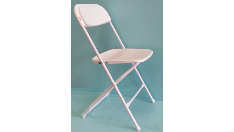 rent chairs for events. plastic folding chairs. event rentals.