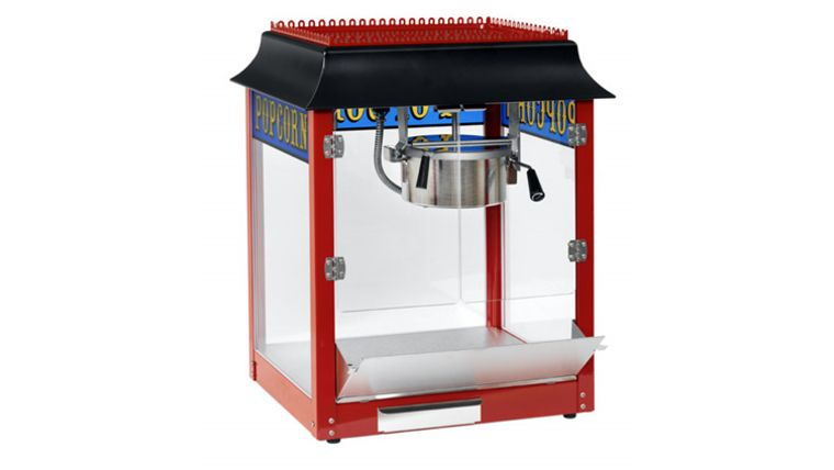 Goodshuffle rentable popcorn machine