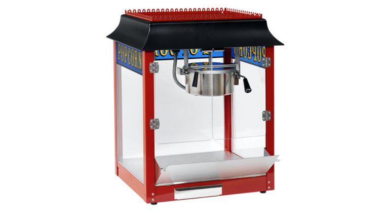Goodshuffle rentable popcorn machine