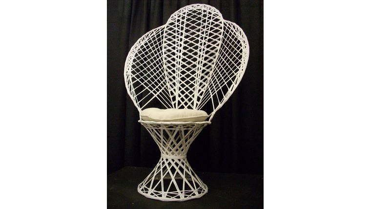 rent chairs for events. wicker chairs. event rentals. Baby shower