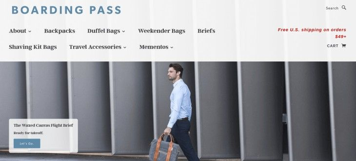 customers reviews boarding pass