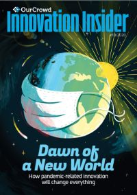 Innovation Insider Dawn of a New World