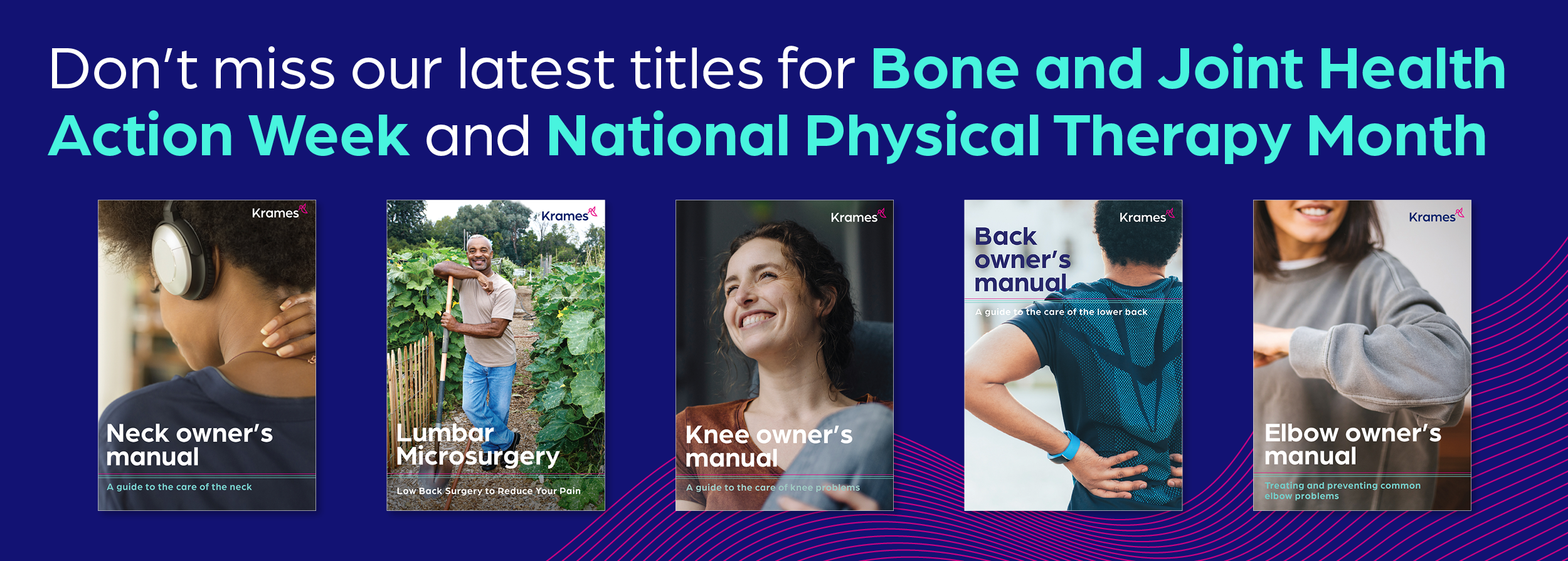 Bone and Joint Health/Physical Therapy Month