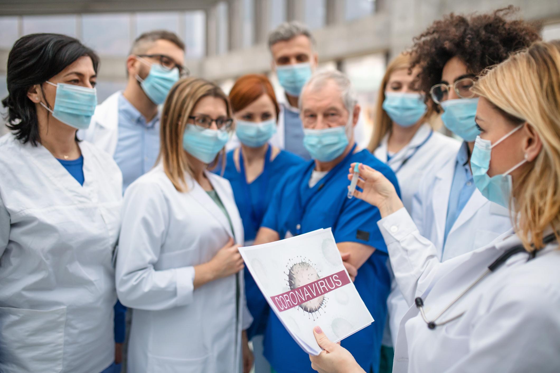 Staff Protocol