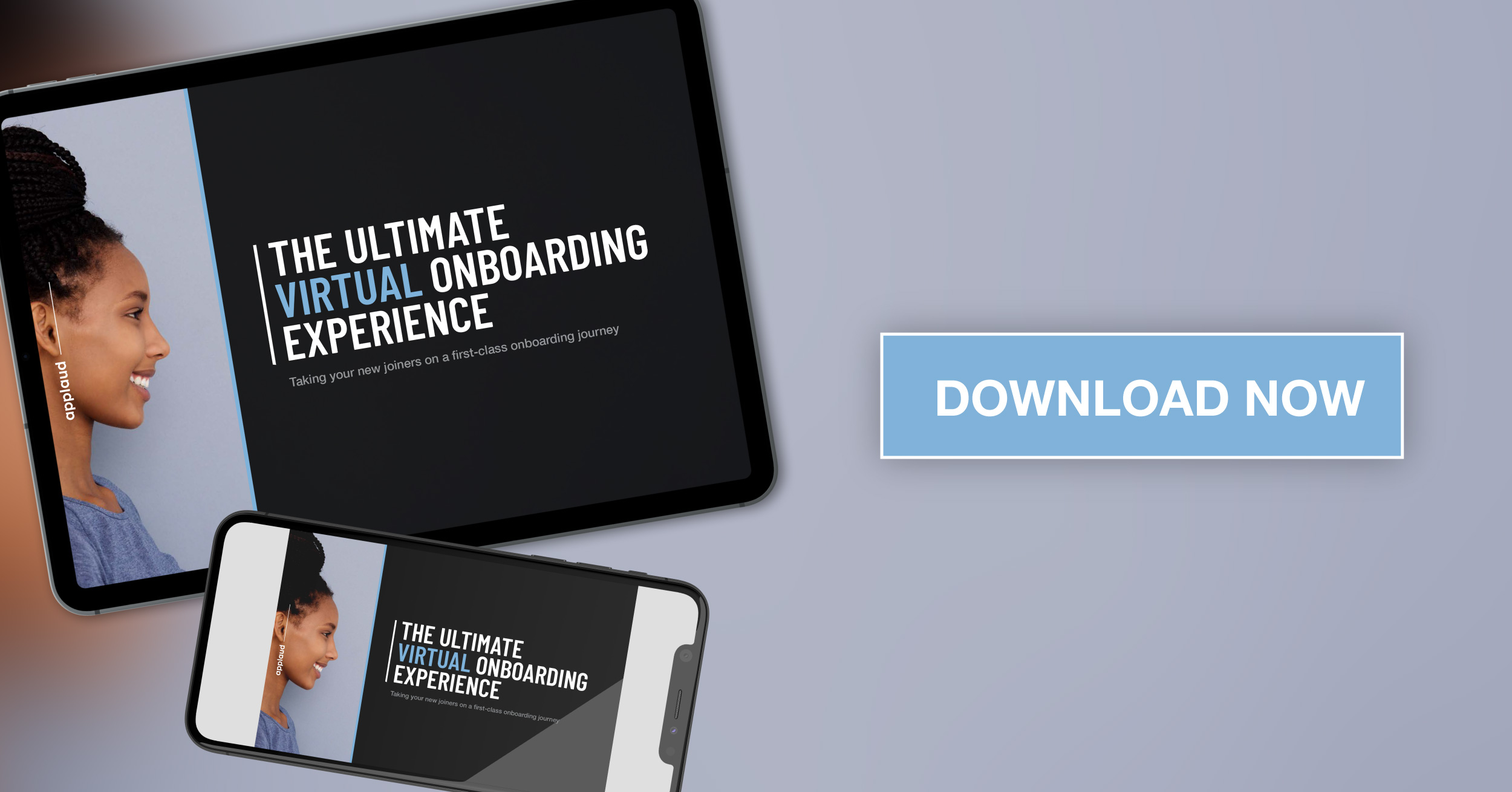 Applaud HR Guide to The Ultimate Virtual Onboarding Experience download graphic