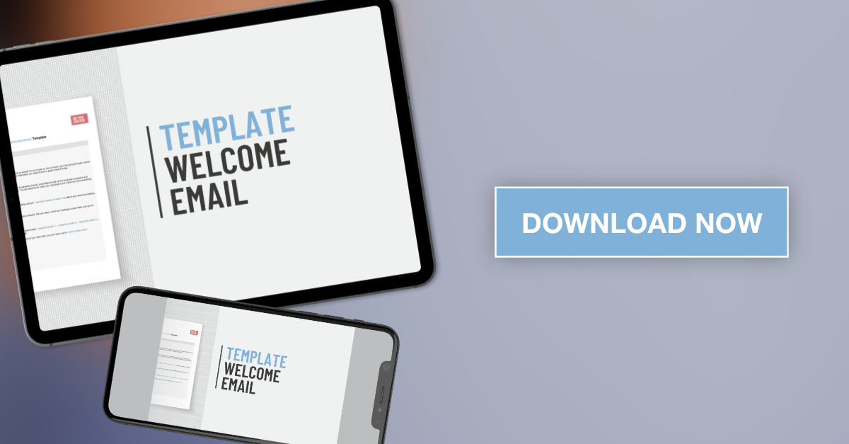 Applaud HR Welcome Email Template download graphic