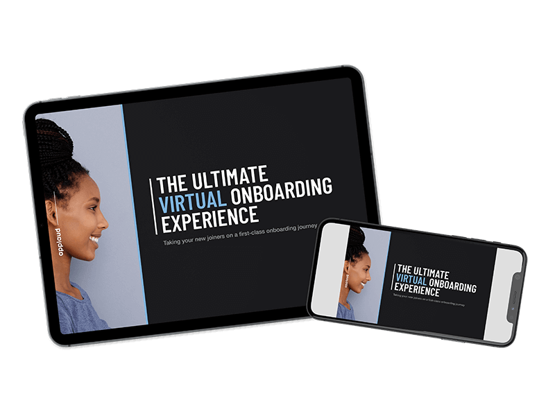Applaud HR -  The ultimate virtual on boarding experience