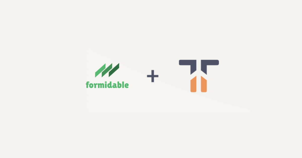 Formidable is now part of the Tidelift Subscription