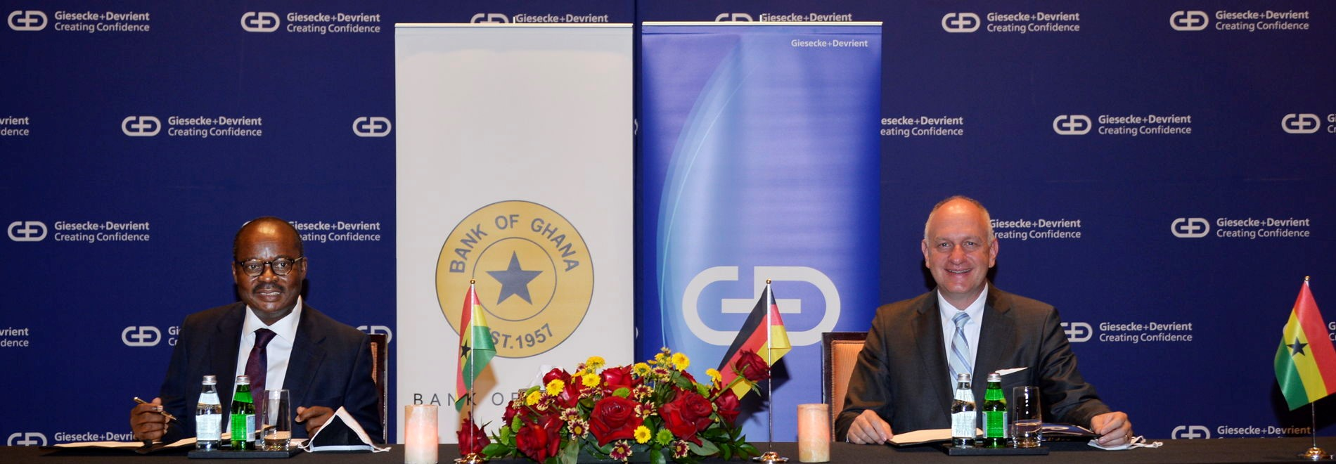 Pressemitteilun_Bank of Ghana