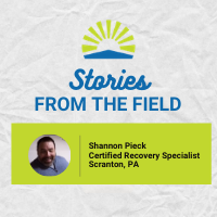 Stories from the Field - Shannon Pieck