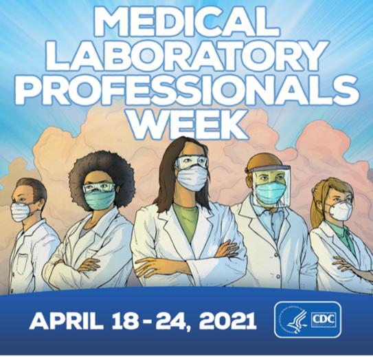 lab week cdc
