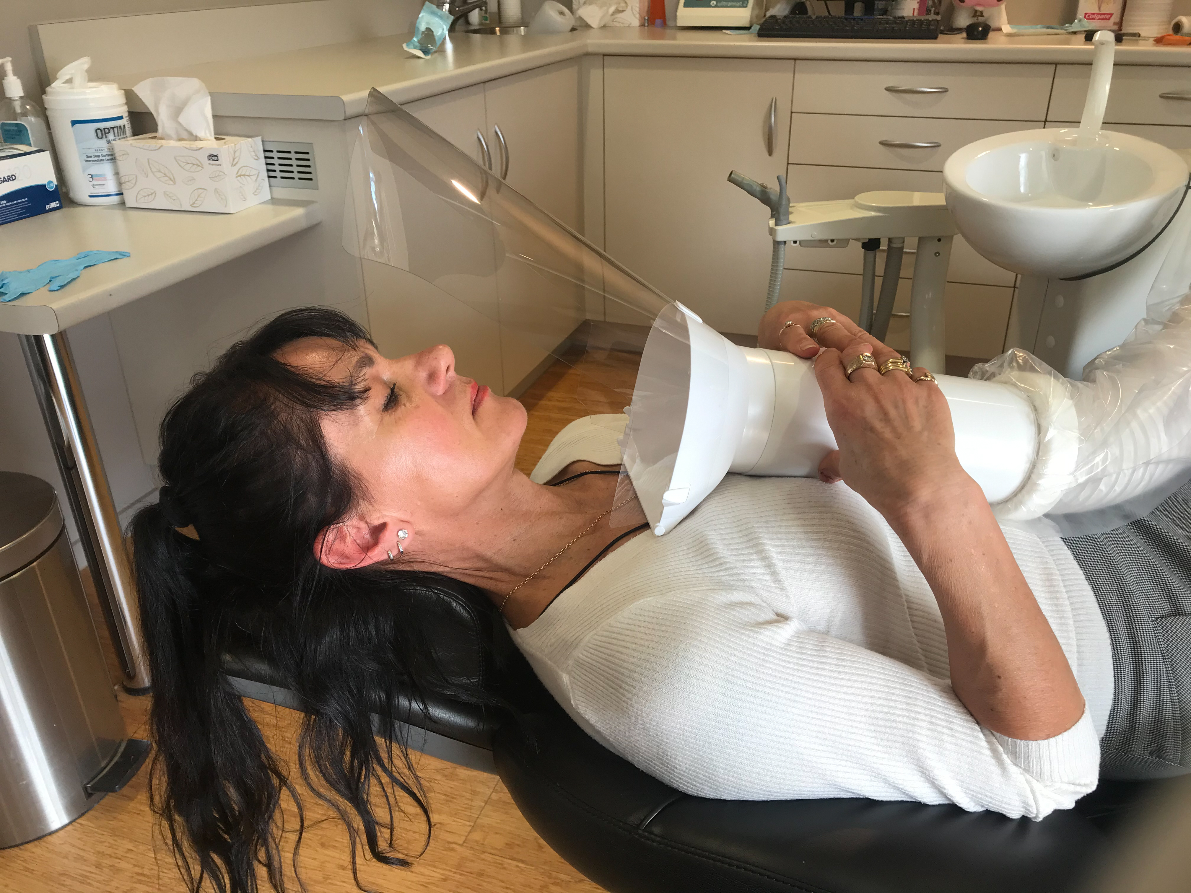 The Rhondair Patient Grip