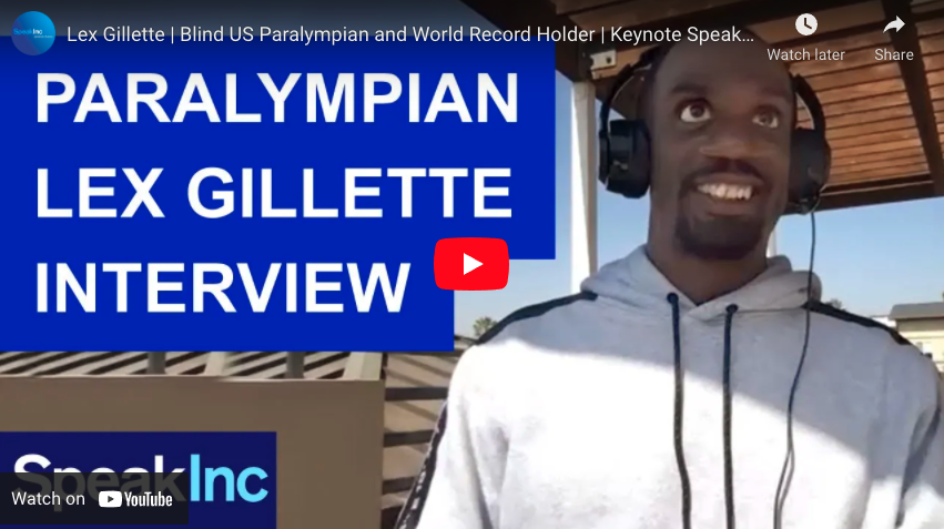 Conversation with an Upcoming Tokyo Paralympian