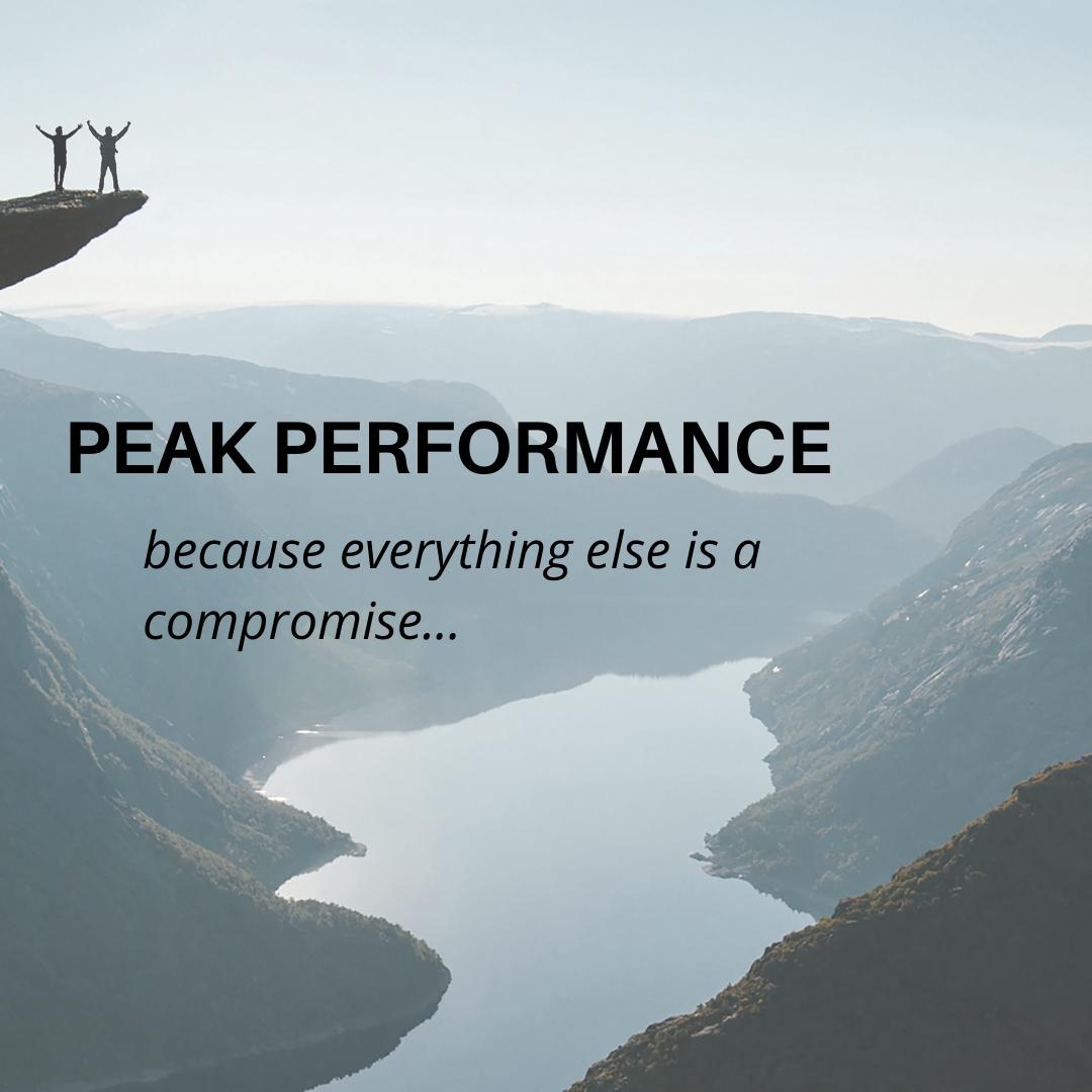 PEAK PERFORMANCE (1)