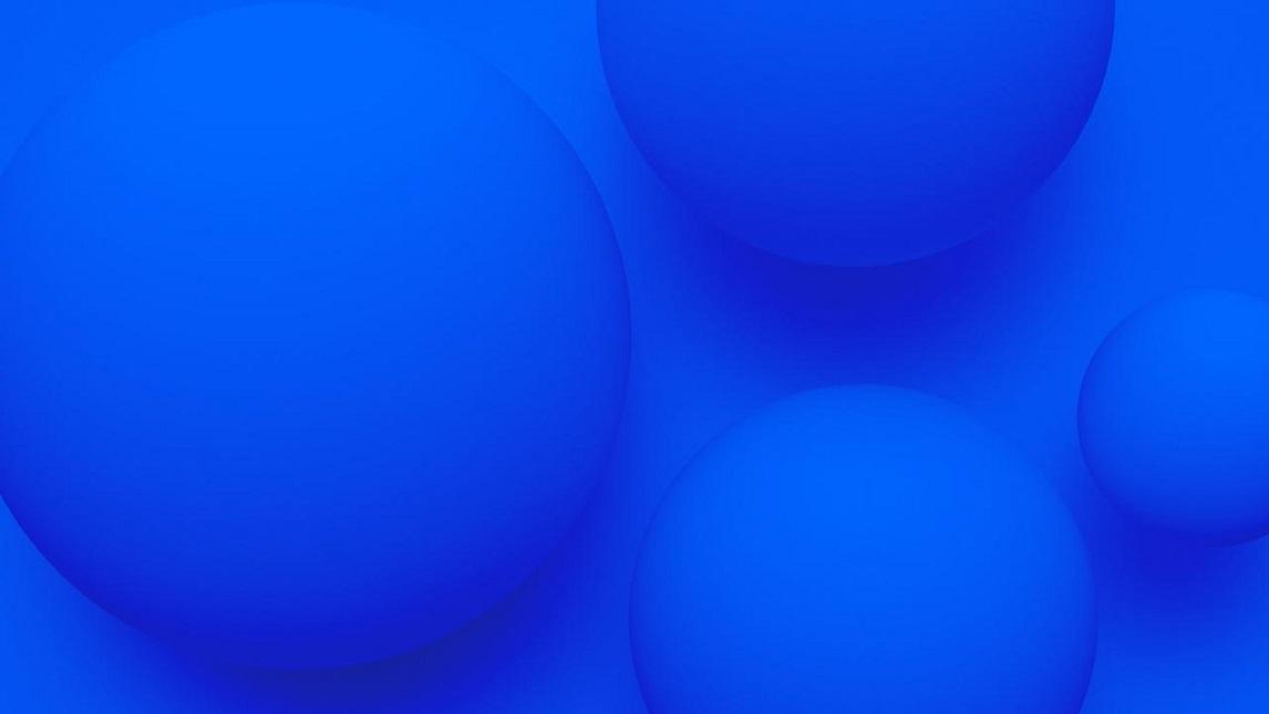 Telefonica Tech Background Blue Circles