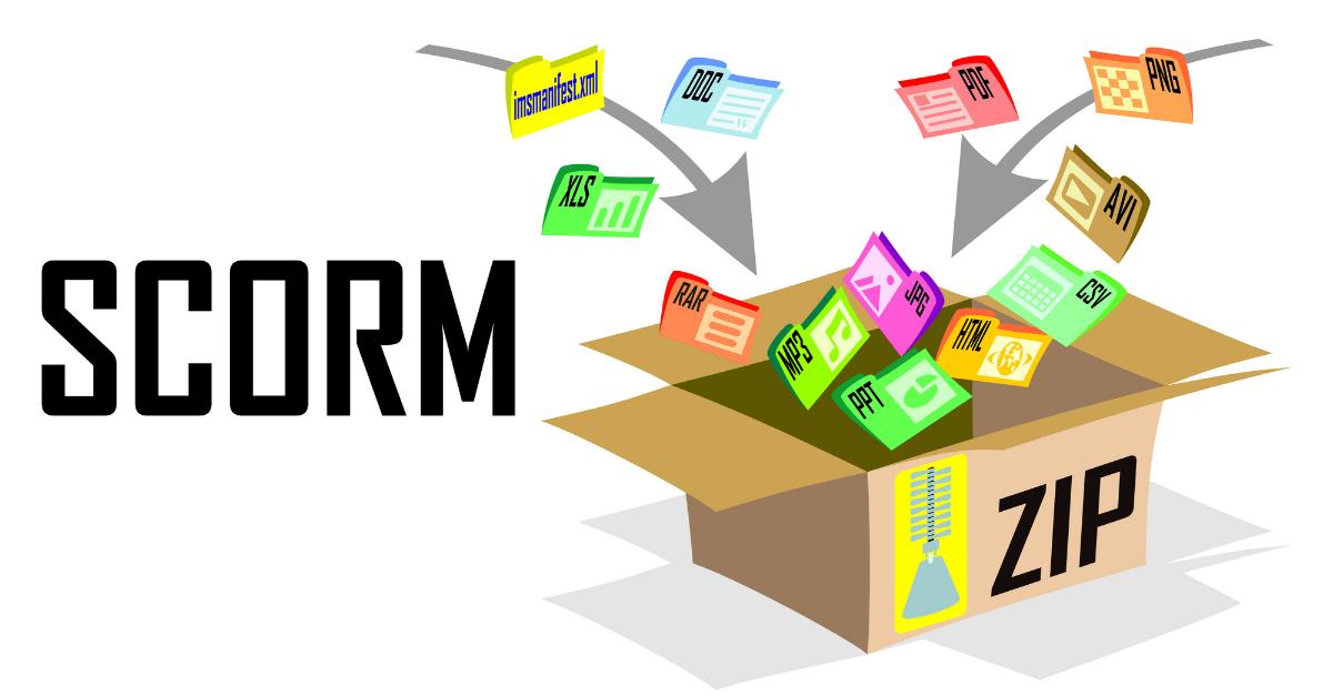 Was ist SCORM und wie erstellt man SCORM-kompatible Kurse?