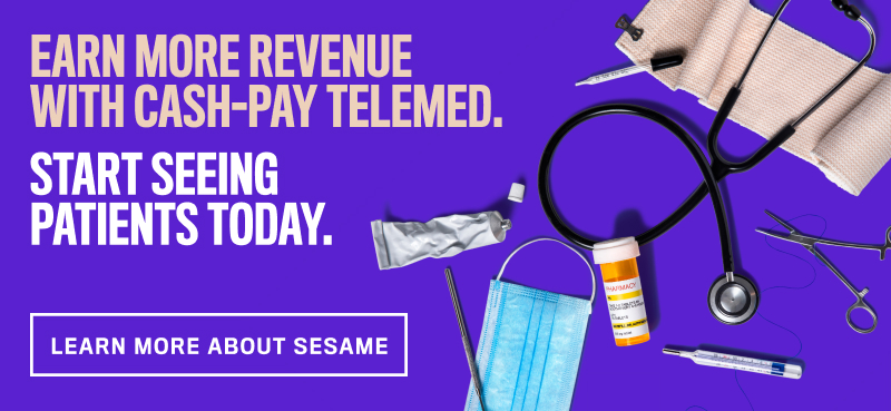 Learn more about Sesame and Direct-to-Patient healthcare