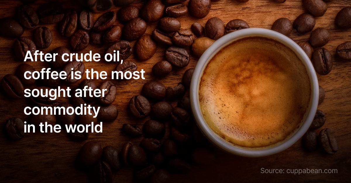 coffee industry facts
