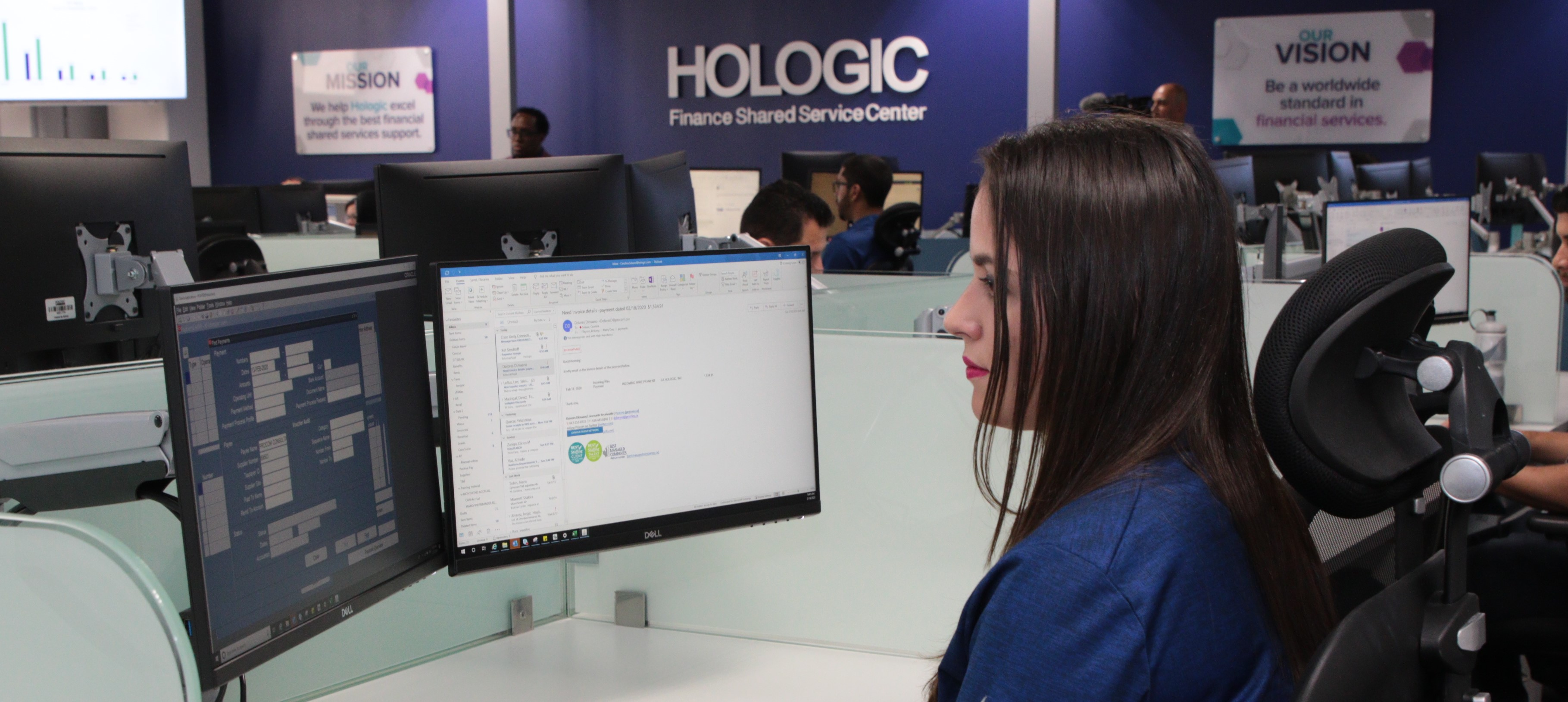 Hologic Expands Costa Rican Operations with New Financial Shared Services Center