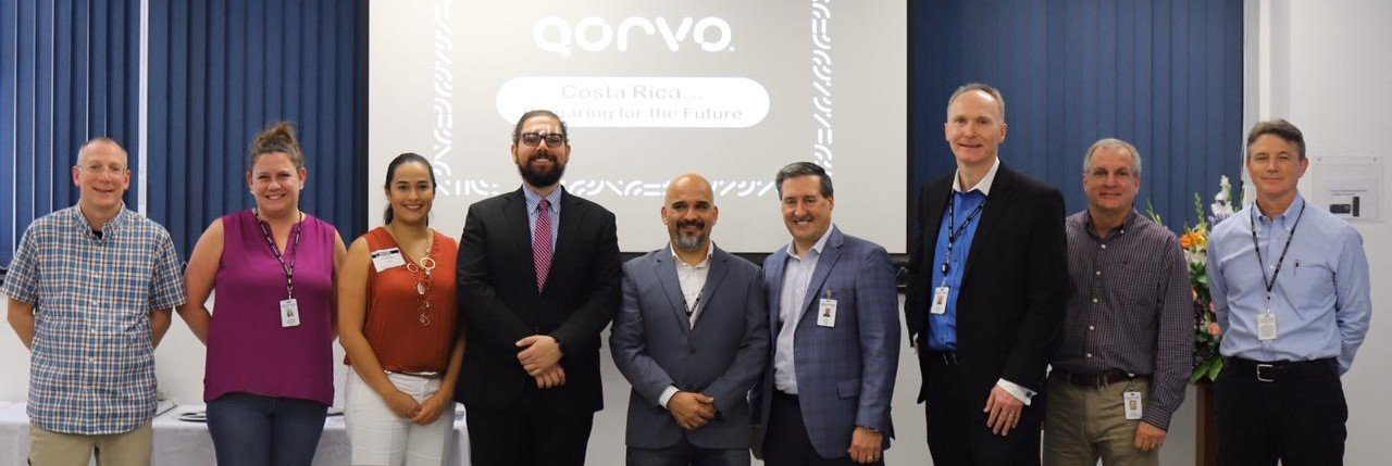 Qorvo Expands in Costa Rica with Telecom Value-Added Manufacturing