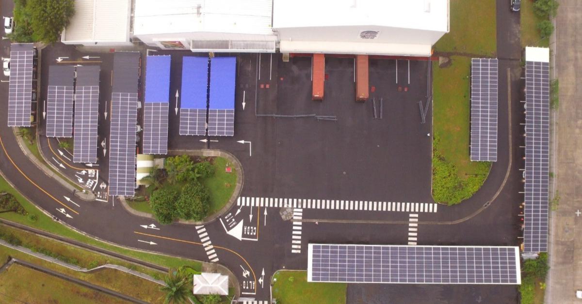 Proquinal Costa Rica instala 690 paneles fotovoltaicos