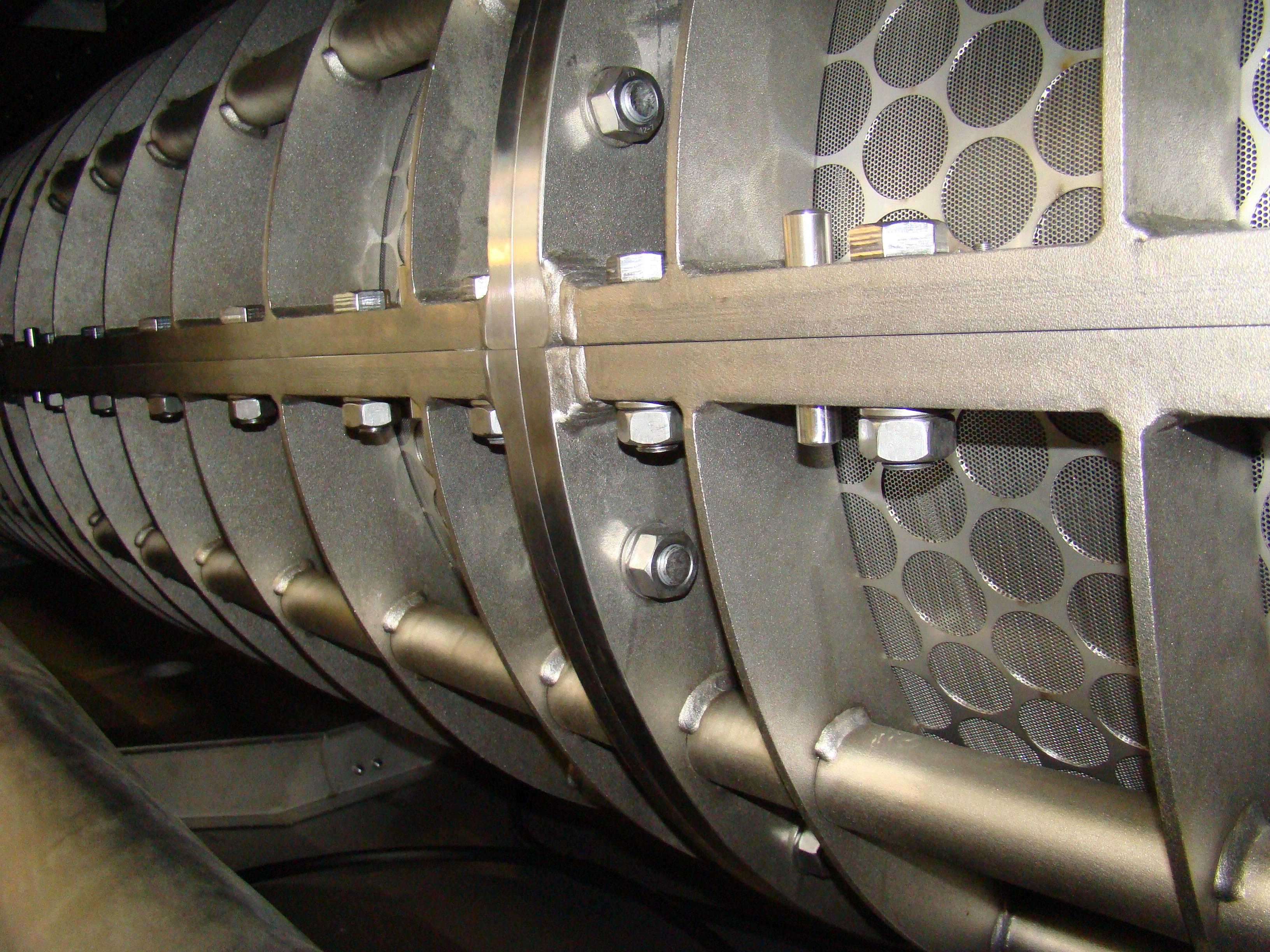 Schwing Bioset FSP 603 Screw Press