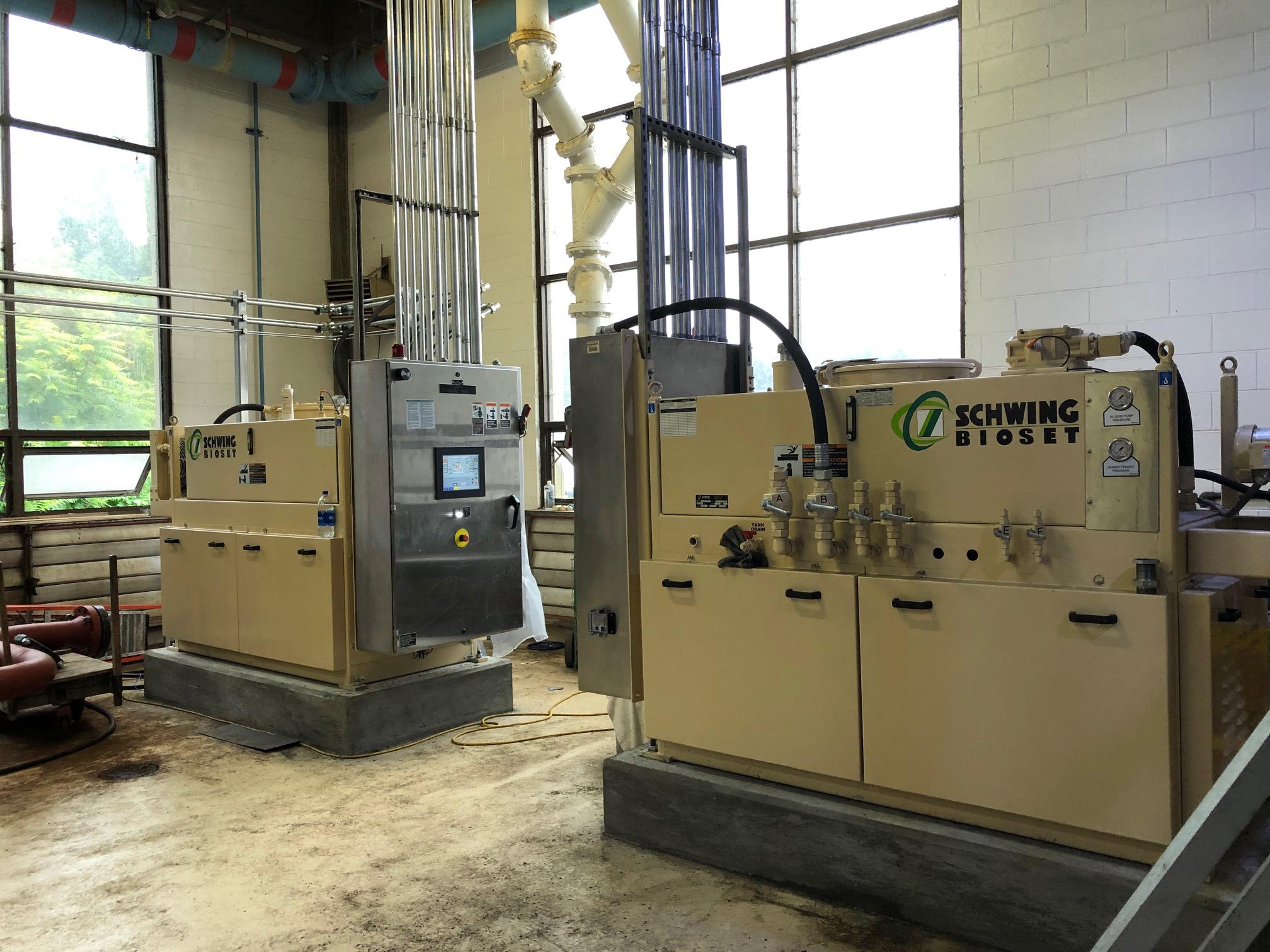 Schwing Bioset Power Pack