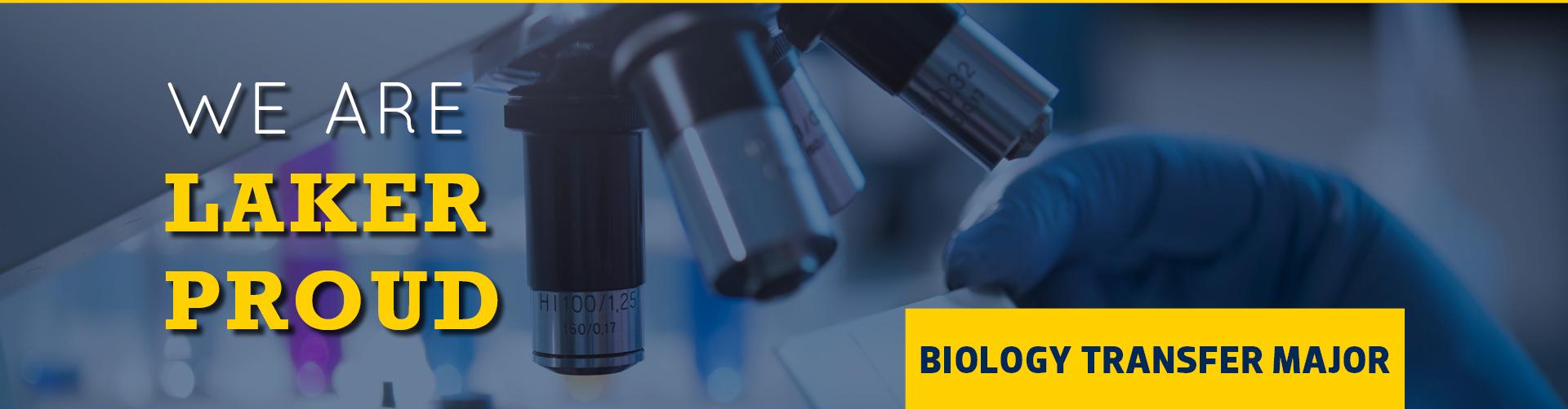 Biology Transfer Major