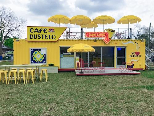 Café Bustelo Pop-Up Café