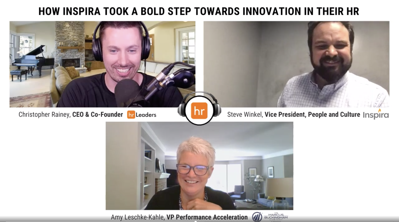 Steve Winkel joins the HR Leaders podcast