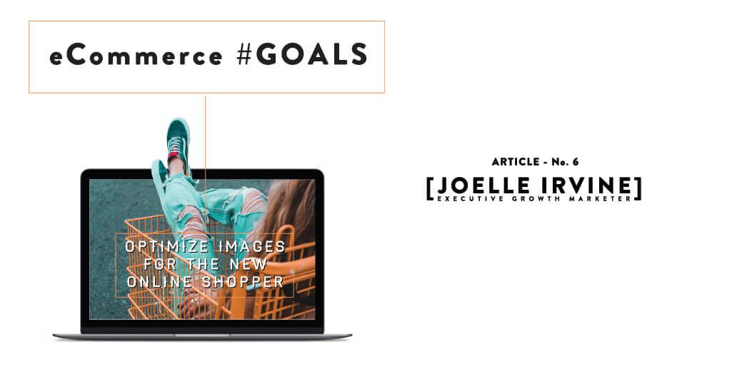 eCommerce goals card