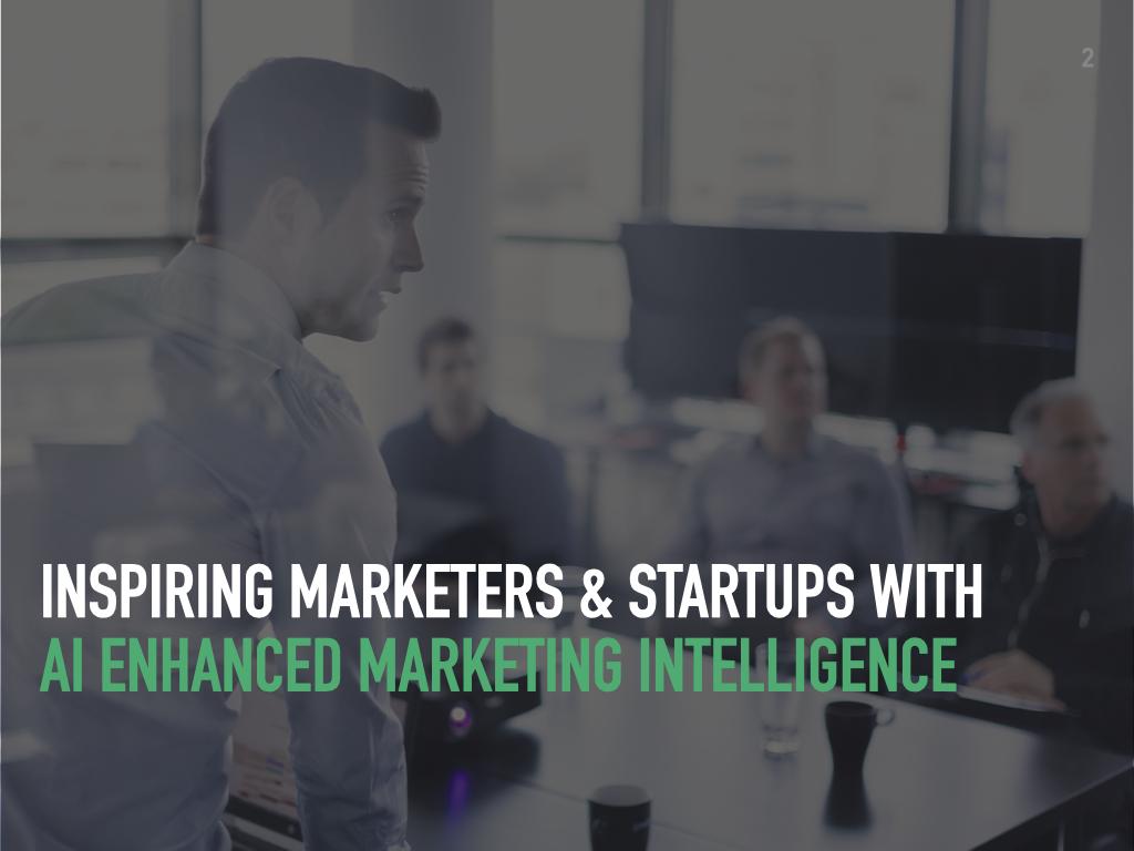 marketing AI intelligence