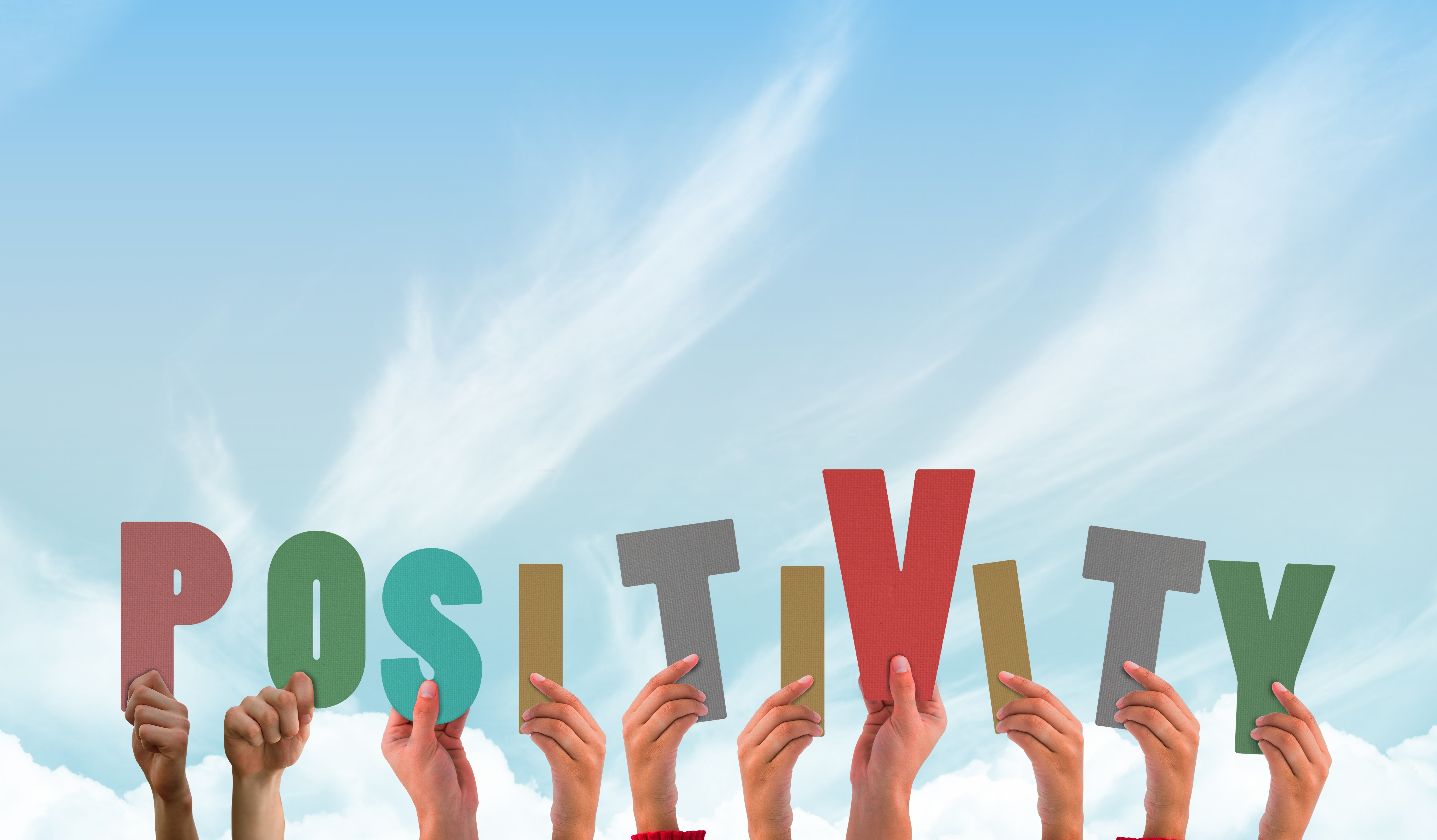 Content production, COVID-19 and positivity