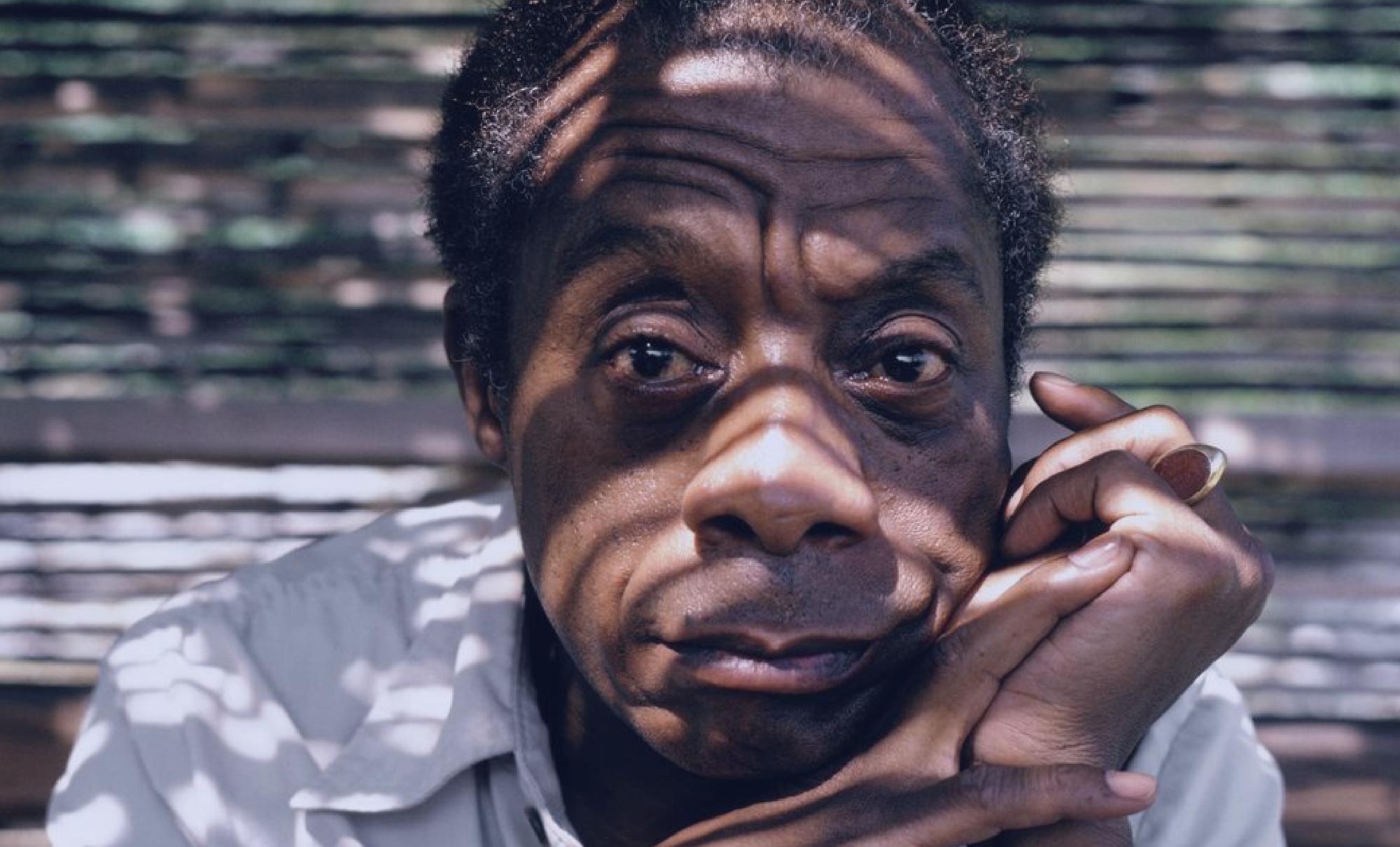James Baldwin Banner