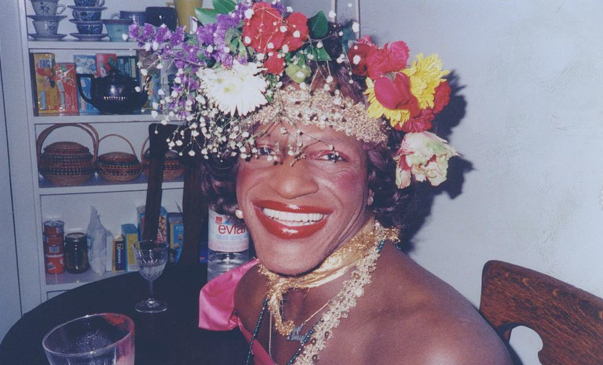 Marsha P. Johnson Banner