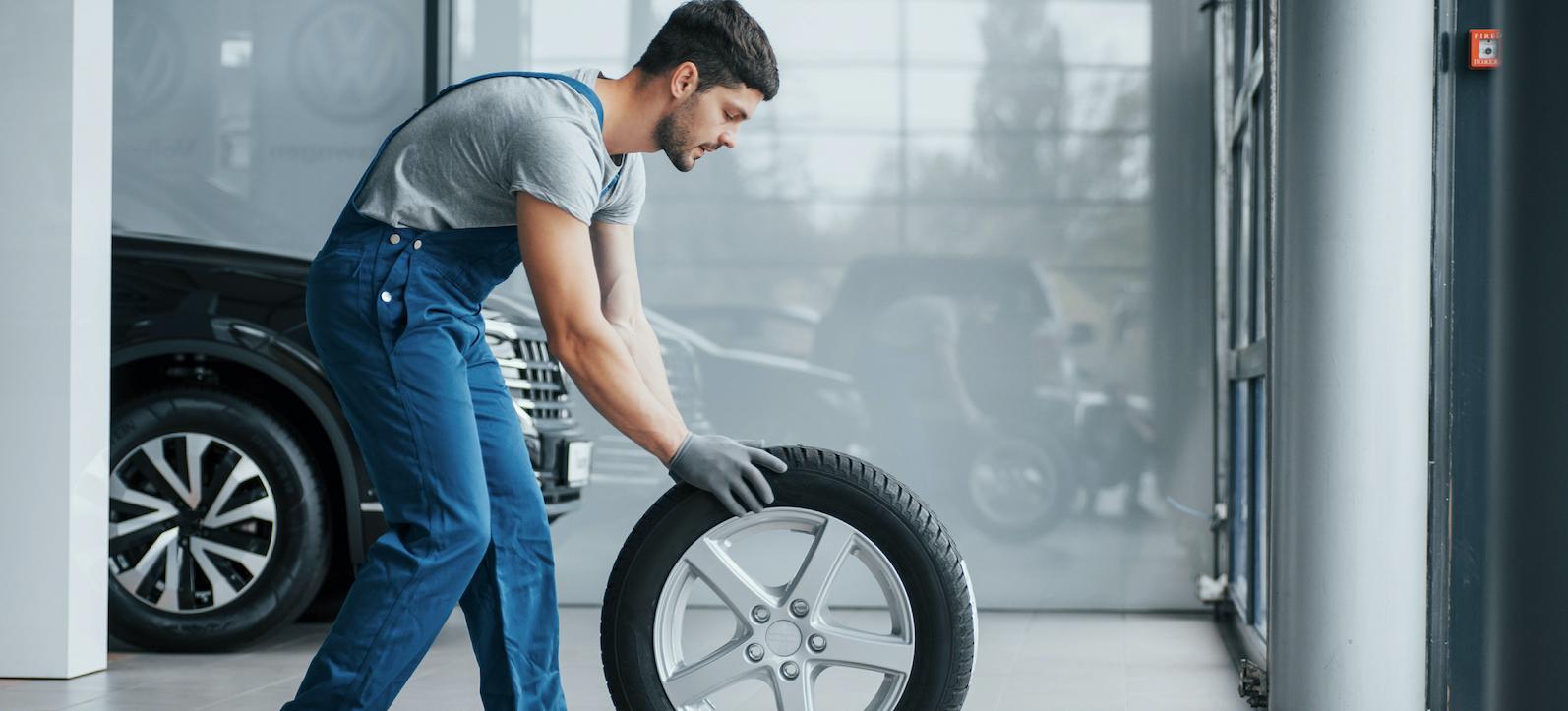 US Tire POS Panel