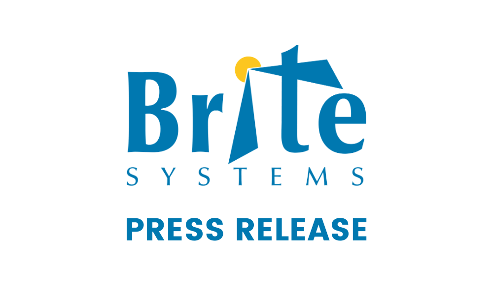 Brite Systems is Awarded GSA Multiple Award Schedule