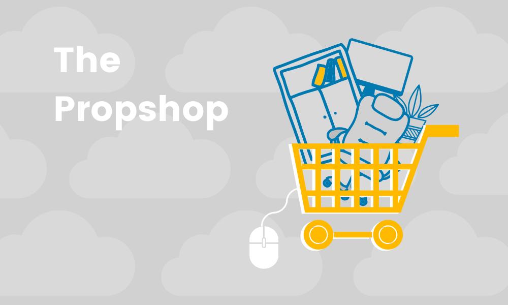 The Propshop: An E-Commerce Solution Built on Salesforce Lightning Platform