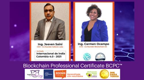 Certificación Blockchain Professional en Colombia