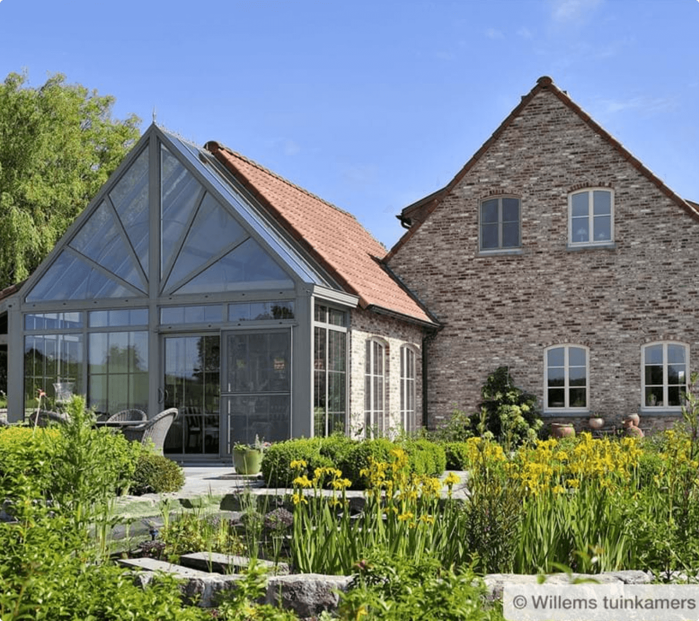 Why Build an Orangery Conservatory?