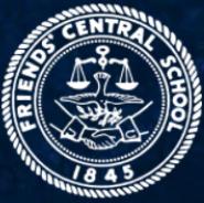 Friends' Central School Seal