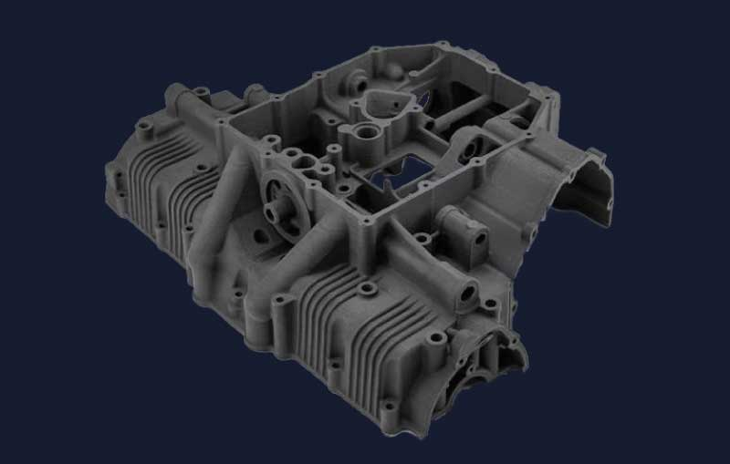 3D printed generic object