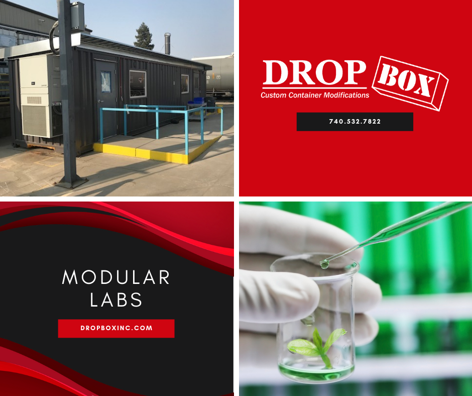 shipping container modification, DropBox Inc, custom shipping container modification, custom ISO shipping container modification, ISO shipping container modification, portable laboratory, mobile lab, portable lab, modular lab, modular laboratory, mobile laboratory, modular chemical lab, modular chemical labs, modular chemical laboratory, tissue culture